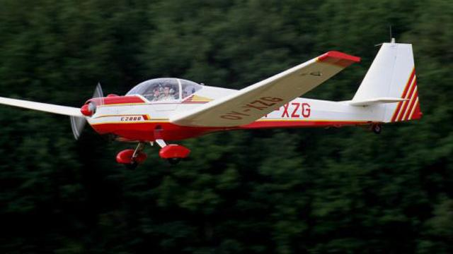 Scheibe SF25C Falke
